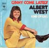 Cover: Albert West - Albert West / Ginny Come Lately / Kind of girl