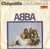 Cover: Abba - Abba / Chiquitita / Lovelight