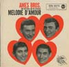 Cover: Ames Brothers - Melodie d amour (Melody of Love) (EP)