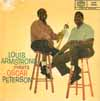 Cover: Armstrong, Louis  und Oscar Peterson - Louis Armstrong Meets Oscar Peterson