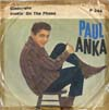 Cover: Paul Anka - Paul Anka / Cindarella / Kissin On The Phone