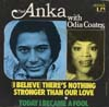 Cover: Anka, Paul - (I Believe) There´s Nothing Stronger Than Our Love / Today i Became A Fool