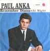 Cover: Paul Anka - Remember Diana (EP)