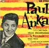 Cover: Paul Anka - Paul Anka (EP)