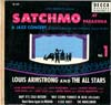 "Cover: Louis Armstrong - Satchmo At Pasadena (2 x 7"")"