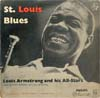 Cover: Louis Armstrong - Louis Armstrong / St. Louis Blues (EP)