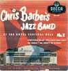 Cover: Chris Barber - At The Royal Festival Hall No.2 (EP)