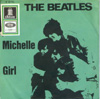 Cover: The Beatles - The Beatles / Michelle / Girl