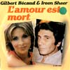 Cover: Becaud, Gilbert und Ireen Sheer - L amour est mort /Vahine des Vahines