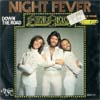 Cover: The Bee Gees - Night Fever / Down The Road