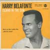 Cover: Harry Belafonte - Harry Belafonte / Island in the Sun (EP)