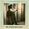 Cover: Mr. Acker Bilk - Mr. Acker Bilk sings