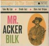 Cover: Mr. Acker Bilk - Mr. Acker Bilk (EP)