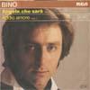 Cover: Bino - Bino / Angela che sara / Addio amore