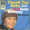 Cover: Graham Bonney - Graham Bonney / Thank You Baby / Briony