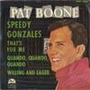 Cover: Pat Boone - Pat Boone / Pat Boone (EP)