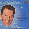 Cover: Pat Boone - Pat Boone / A Very Merry Christmas (EP)