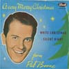 Cover: Pat Boone - White Christmas / Silent Night