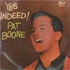 Cover: Pat Boone - Pat Boone / Yes Indeed (EP)