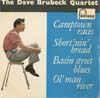 Cover: Dave Brubeck - The Dave Brubeck Quartett (EP)
