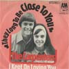 Cover: The Carpenters - Close To You / I Kept On Loving You