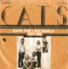 Cover: The Cats - The Cats / Save The Last Dance For Me / Riding Train