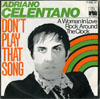Cover: Adriano Celentano - Adriano Celentano / Dont Play That Song / A Woman in Love - Rock Around The Clock