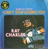 Cover: Ray Charles - Born to Lose / I Cant Stop Loving You