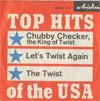 Cover: Chubby Checker - The Twist /  Let´s Twist Again
