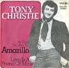 Cover: Tony Christie - Tony Christie / (Is This The Way To) Amarillo / Love Is A Friend of Mine