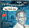 Cover: Nat King Cole - Unforgettable (EP)