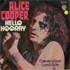 Cover: Alice Cooper - Alice Cooper / Hello Hooray / Generation Landslide