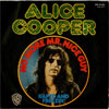 Cover: Alice Cooper - No More Mr. Nice Guy / Raped And Freezin