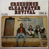Cover: Creedence Clearwater Revival - Sweet Hitch-Hiker / Door to Door