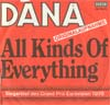 Cover: Dana - Dana / All Kinds of Everything / Channel Breeze