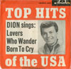 Cover: Dion - Dion / Lovers Who Wander / Born To Cry