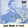 Cover: Lonnie Donegan - Hit Parade Volume Four (EP)