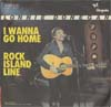 Cover: Donegan, Lonnie - I Wanna Go Home (Sloope John B.) / Rock Island Line