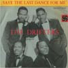 Cover: The Drifters - The Drifters / Save The Last Dance For Me (EP)
