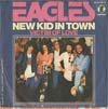 Cover: Eagles, The - New Kid in Town / Victim of Love