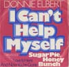 Cover: Donnie Elbert - I Cant Help Myself (Sugar Pie Hiney Bunch) / Love Is Here And Now Youre Gone