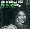 Cover: Ella Fitzgerald - Mr. Paganini / You´re Driving Me Crazy