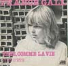 Cover: France Gall - France Gall / Bebe, comme la vie / Plus dete