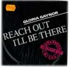 Cover: Gaynor, Gloria - Reach Out I Will Be There / Searchin