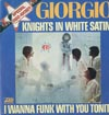 Cover: Giorgio Moroder - Giorgio Moroder / Knights in White Satin / I Wanna Funk With You Tonight