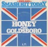 Cover: Bobby Goldsboro - Honey / Muddy Mississippi Line