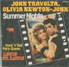 Cover: Grease - Summer Nights (John Travolta + Olivia Newton-John) / Rock´n´Roll Party Queen (Louis St. Louis)