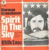 Cover: Norman Greenbaum - Norman Greenbaum / Spirit In the Sky / Milk Cow