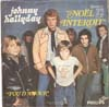 Cover: Johnny Hallyday - Johnny Hallyday / Noel interdit / Fou d´amour