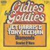 Cover: Harris , Jet & Tony Meehan - Diamonds / Scarlet O Hara (Oldies But Goldies)